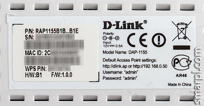 D-Link DAP-1155 B1 - teardown and hardware review | smarpl com