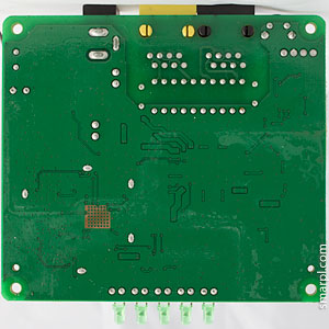 D-Link DAP-1155 B1 PCB bottom view